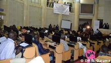 Guinea-Bissau - Offizielle Zeremonie im Parlament: Unterzeichnung des Stabilitätspakts zwischen den politischen Parteien