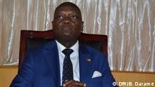 Guinea-Bissau - Offizielle Zeremonie im Parlament: Unterzeichnung des Stabilitätspakts zwischen den politischen Parteien: José Mário Vaz