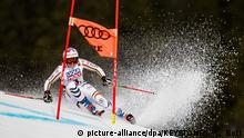 Ski-WM in Are | Viktoria Rebensburg (picture-alliance/dpa/KEYSTONE/J.-C. Bott)