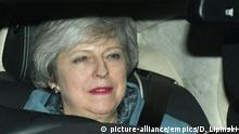UK Brexit | Premierministerin Theresa May