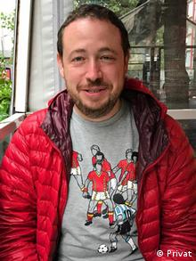 Spor yazarı Ali Murat Hamarat