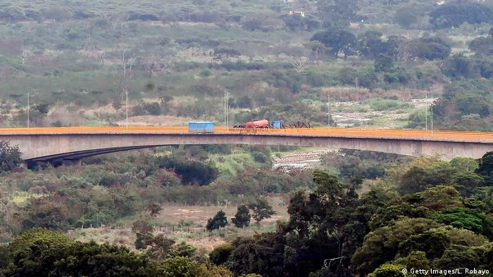 Border between Venezuela and Colombia