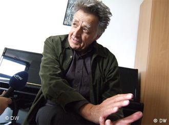 Conductor Peter Gülke (Photo: DW)