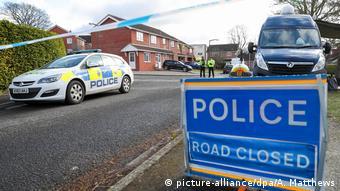 Großbritannien Salisbury - Der Fall Skripal (picture-alliance/dpa/A. Matthews)