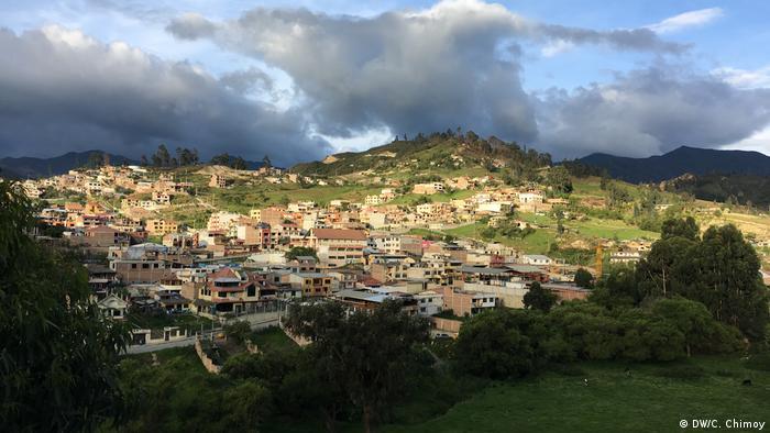 BG Humboldt - Loja Panorama (DW/C. Chimoy)