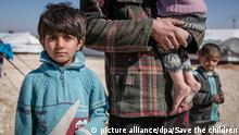 Save the Children - Kinder des Krieges in Syrien