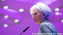 Münchner Europa-Konferenz mit Lagarde