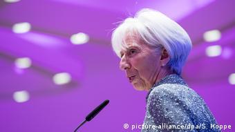 Μπορεί η Κριστίν Λαγκάρντ να λύσει τα προβλήματα της ευρωζώνης;