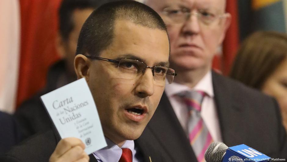 """Venezuela will UN-Charta """"verteidigen"""""""