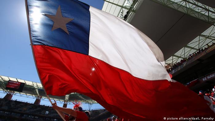 Fussball Chile beweir Argentinien, Uruguay und Paraguay WM 2030