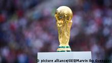 WM Pokal 2018