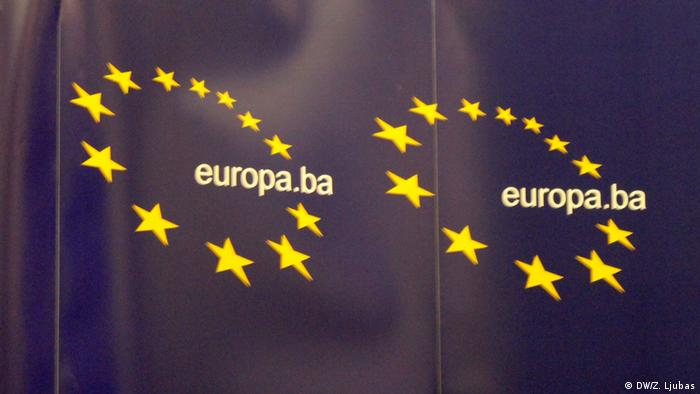 EU gegen Korruption in Bosnien (DW/Z. Ljubas)