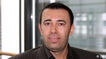Dr. Naser Shrouf Vertrieb Afrika Deutsche Welle DW