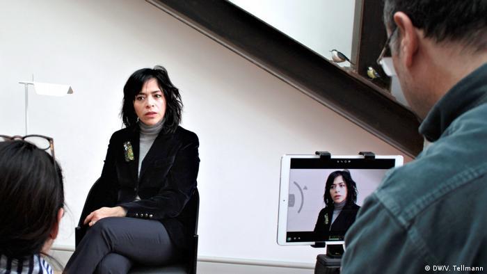 جایزه آزادی بیان دویچهوله برای آنابل هرناندز، روزنامهنگار جسور مکزیکی