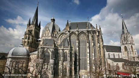 UNESCO Aachen Dom Flash-Galerie