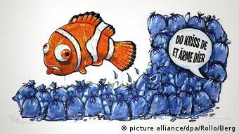 Πλαστικά στη θάλασσα: ένα διεθνές πρόβλημα