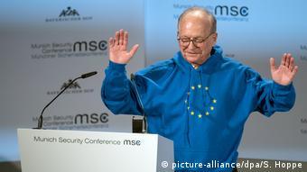 Вольфґанґ Ішинґер вирішив зробити цього року Європу топ-темою конфернції