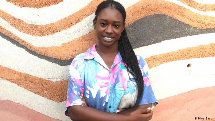 Hive Earth founder Joella Eyeson
