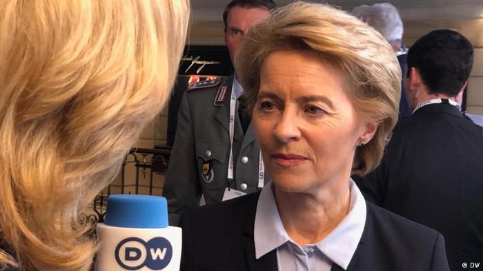 Munich Security Conference von der Leyen