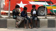 'The Situation of Street Children of Bangladesh'