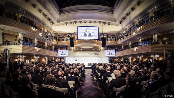 Münchener Sicherheitskonferenz 2019 (MSC)