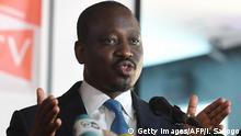 Elfenbeinküste Guillaume Soro Gründung Partei Political Committee