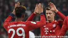 Fußball Bundesliga FC Bayern - FC Augsburg
