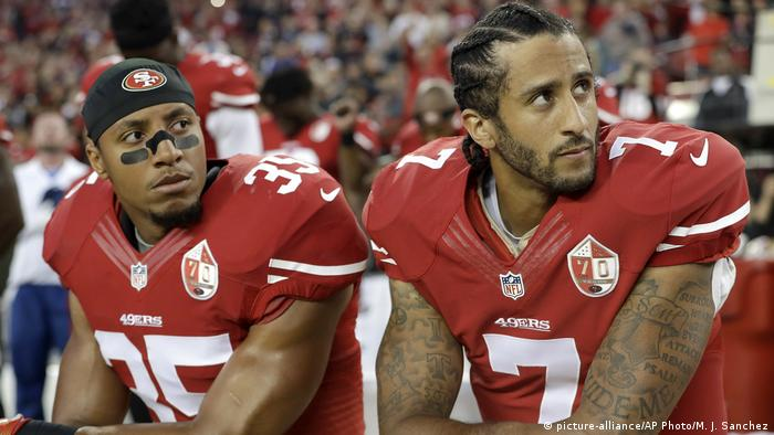 7337ce8d2ae Colin Kaepernick reaches settlement on NFL collusion suit