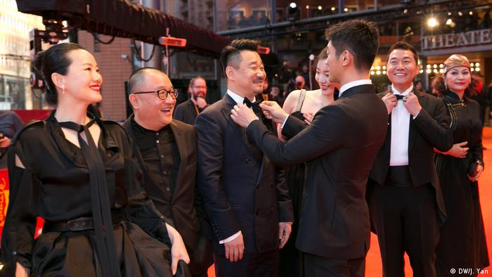 69. Berlinale - Film Di jiu tian chang von Filmdirektor Wang Xiaoshuai