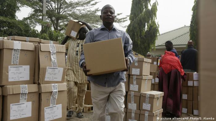 Nigeria - Wahl verschoben