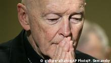 Theodore McCarrick (picture-alliance/AP Photo/P. Semansky)