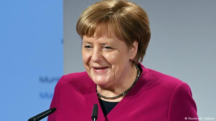 MSC München Bayern Angela Merkel