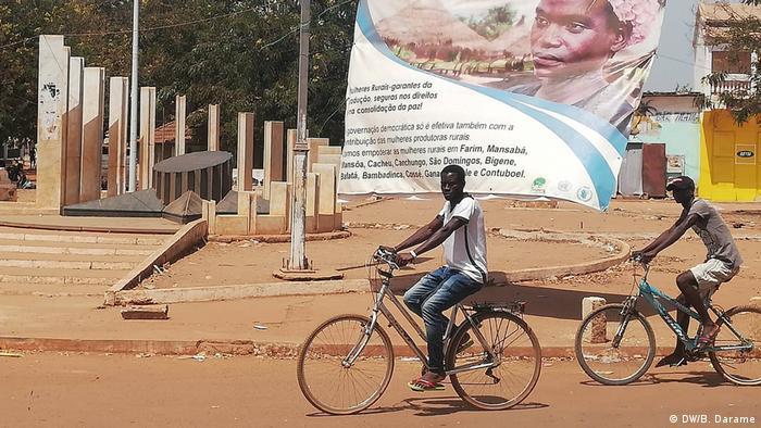 Guinea-Bissau Bafatá - Wahlkampf beginnt in Guinea-Bissau (DW/B. Darame)