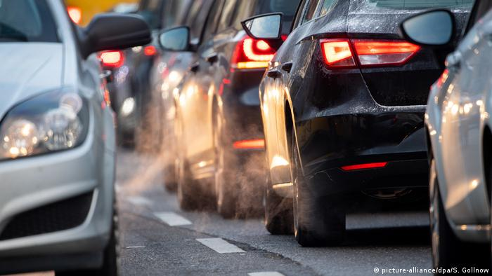 Stuttgart - Feinstaub durch Verkehr