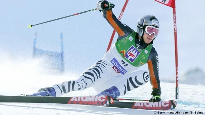 Wintersport/Ski Alpin: Felix Neureuther (Getty Images/Bongarts/S. Behne)