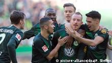 Bundesliga: VfL Wolfsburg vs FSV Mainz 05 (picture-alliance/dpa/P. Steffen)