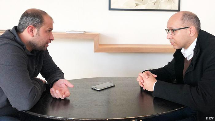Interview mit dem Chef der Weißen Helme von Syrien, Raed Alsaleh
