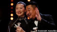 69. Berlinale Preisverleihung | Yong Mei und Wang Jingchun