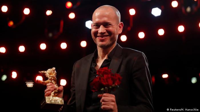 69. Berlinale Preisverleihung | Nadav Lapid (Reuters/H. Hanschke)