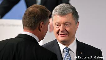 Президент України Петро Порошенко задоволений результатами Мюнхенської конференції