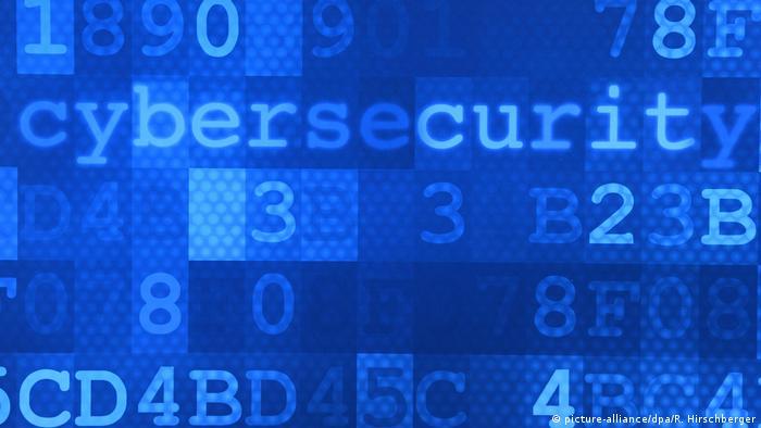 Cyber Security Cybersicherheit Datenschutz