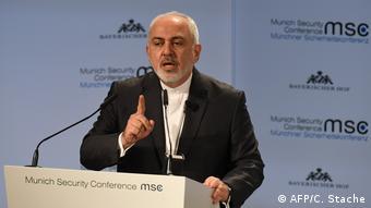 Deutschland München MSC Mohammed Dschawad Sarif