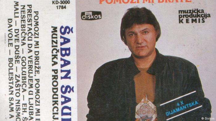 CD Cover Ausschnitt -Saban Saulic