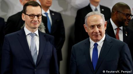 Прем'єр Польщі скасував візит до Ізраїлю через суперечку навколо Голокосту