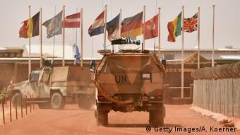 Mali Bundeswehreinsatz Symbolbild
