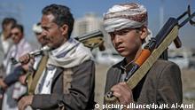 Jemen Hafenstadt Hudaida ARCHIV