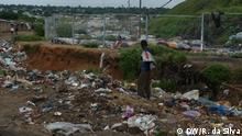 Mosambik Maputo Mülldeponie Hulene