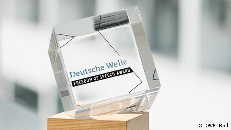 Freedom of Speech Award 2018   Sadegh Zibakalam (DW/P. Böll)