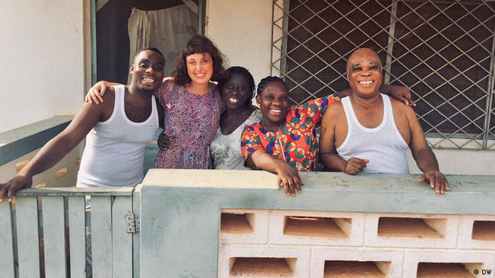 Freiwilligendienst kulturweit in Ghana und Namibia
