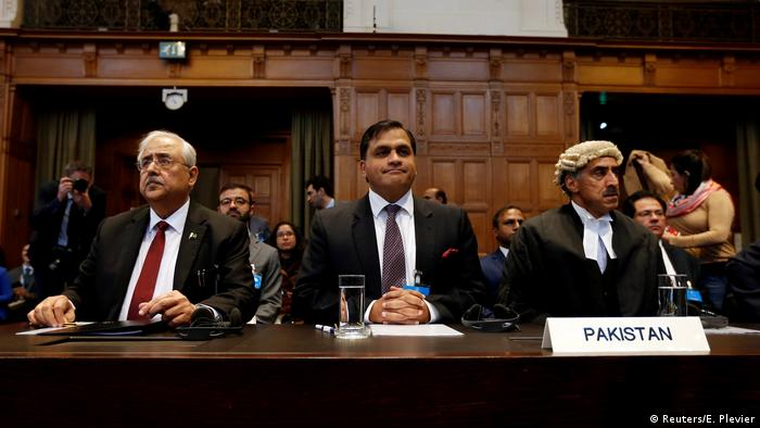 Internationaler Strafgerichtshof in Den Haag | Prozess Kulbhushan Jadhav (Reuters/E. Plevier)